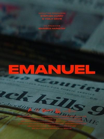 Emanuel movie poster
