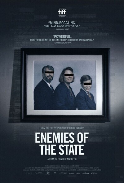 Enemies of the State movie poster