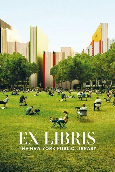 Ex Libris: New York Public Library movie poster