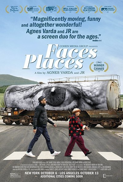 Faces Places movie poster