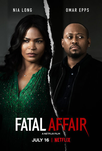 Fatal Affair movie poster