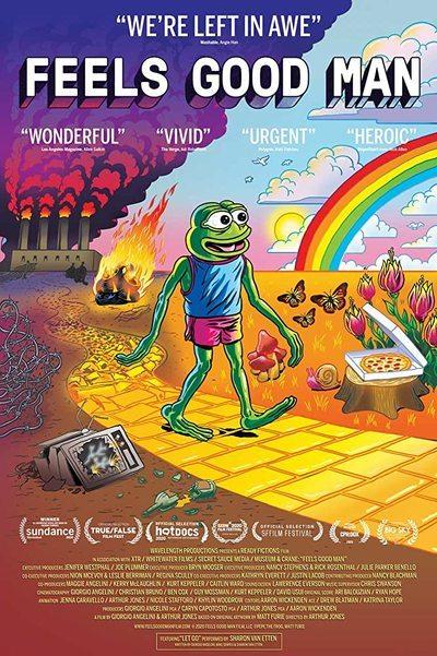 Feels Good Man movie poster