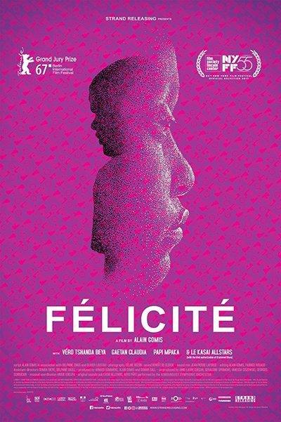 Félicité movie poster