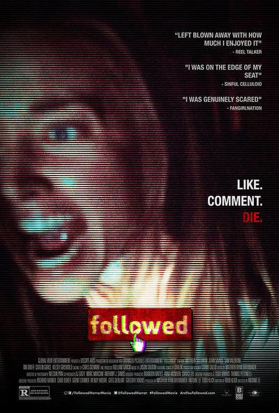 Followed movie poster