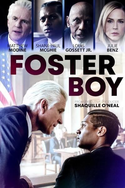 Foster Boy movie poster