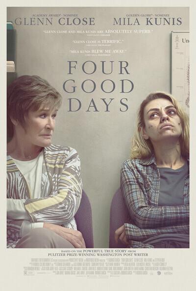 Four Good Days movie poster