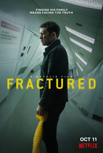 Fractured movie poster