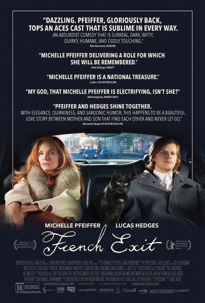 French Exit movie poster