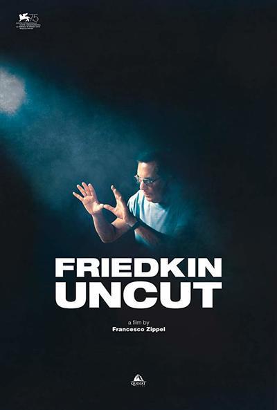 Friedkin Uncut movie poster