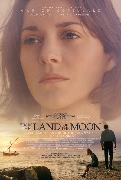 From the Land of the Moon movie poster