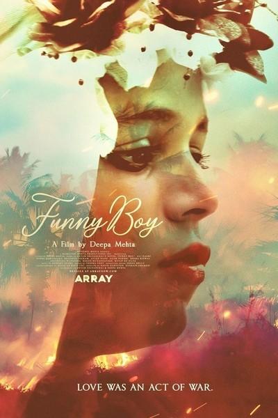 Funny Boy movie poster