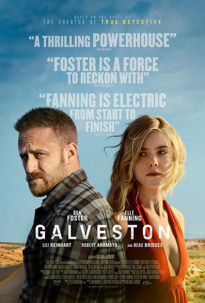 Galveston movie poster