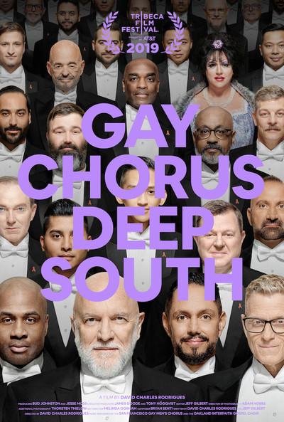 Gay Chorus Deep South movie poster