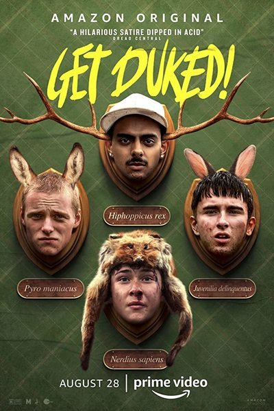 Get Duked! movie poster