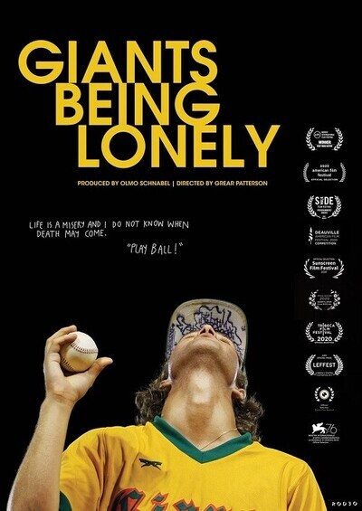 Giants Being Lonely movie poster