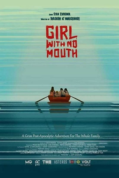 Girl with No Mouth movie poster