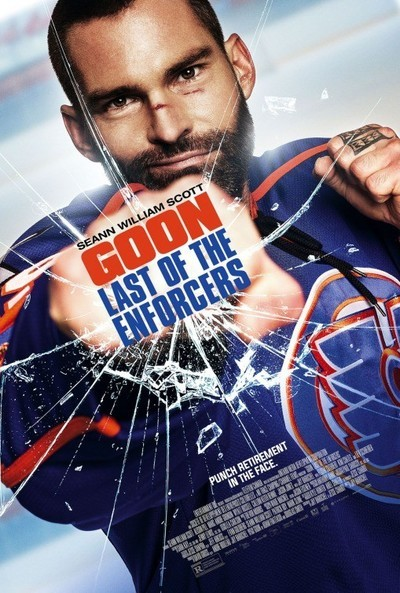 Goon: Last of the Enforcers movie poster