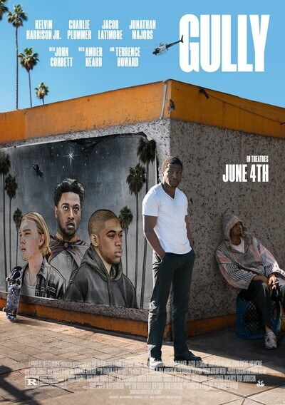 Gully movie poster