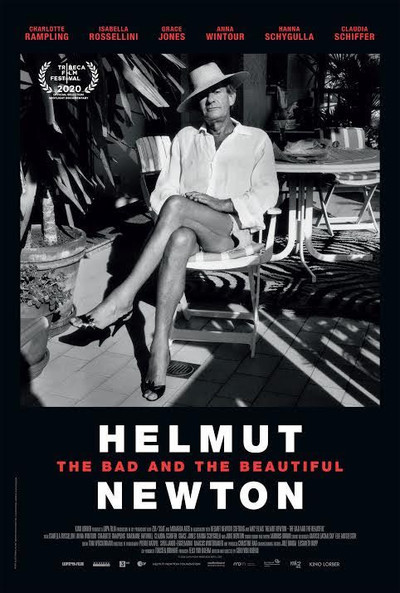 Helmut Newton: The Bad and the Beautiful movie poster