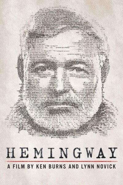 Hemingway movie poster