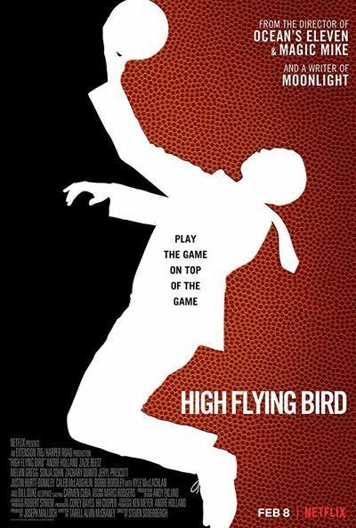 High Flying Bird movie poster