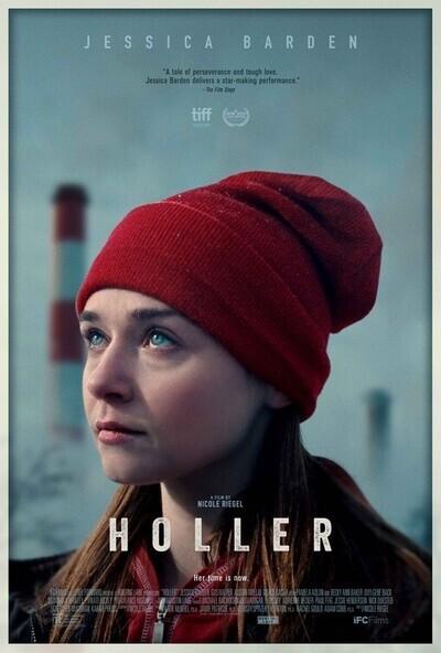 Holler movie poster