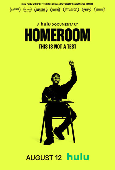 Homeroom movie poster