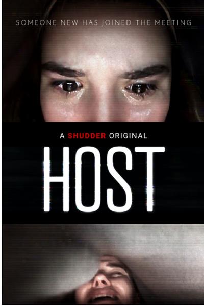 Host movie poster