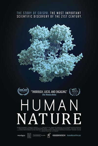 Human Nature movie poster