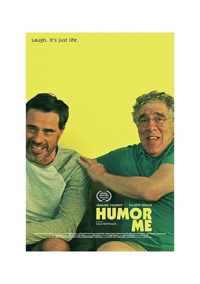 Humor Me movie poster