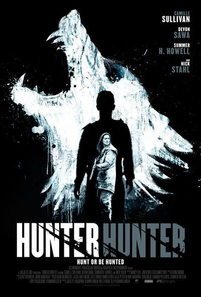 Hunter Hunter movie poster