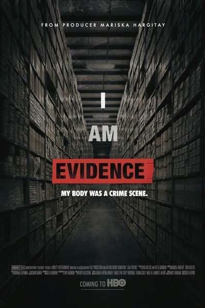 I Am Evidence movie poster