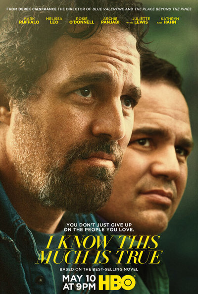 I Know This Much is True movie poster