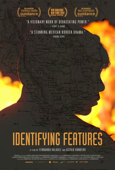 Identifying Features movie poster