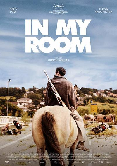 In My Room movie poster