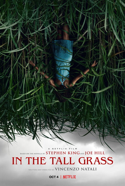 In the Tall Grass movie poster