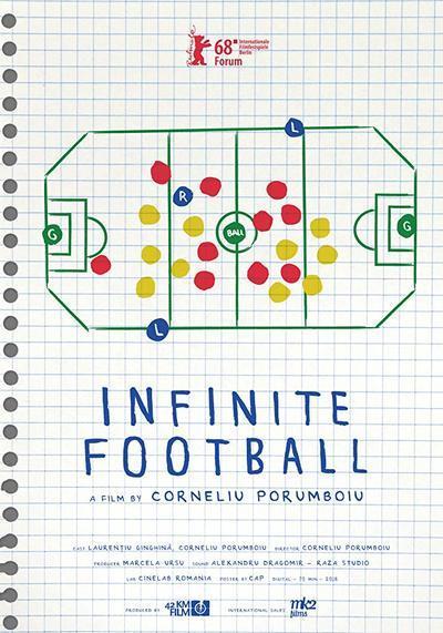 Infinite Football movie poster