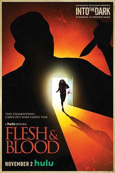 Into the Dark: Flesh & Blood movie poster