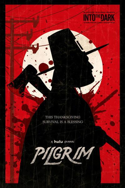 Into the Dark: Pilgrim movie poster