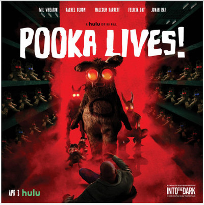 Into the Dark: Pooka Lives! movie poster