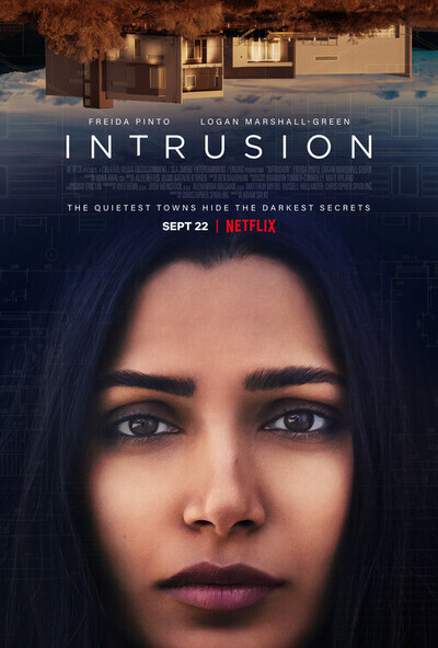 Intrusion movie poster