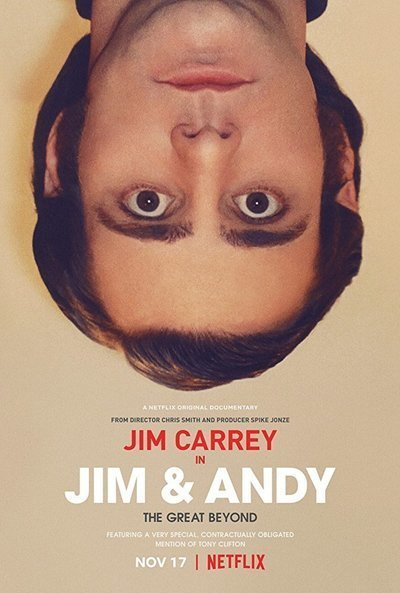 Jim & Andy: The Great Beyond movie poster