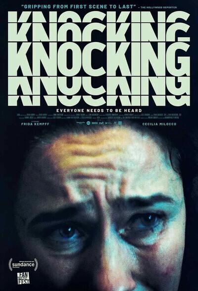 Knocking movie poster