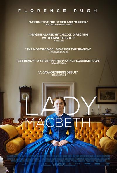 Lady Macbeth movie poster