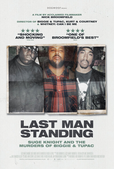 Last Man Standing movie poster
