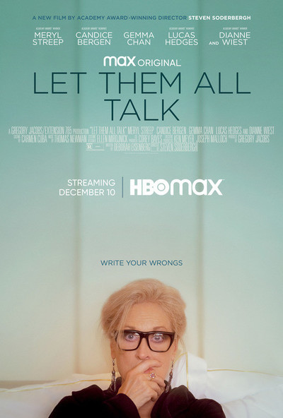 Let Them All Talk movie poster