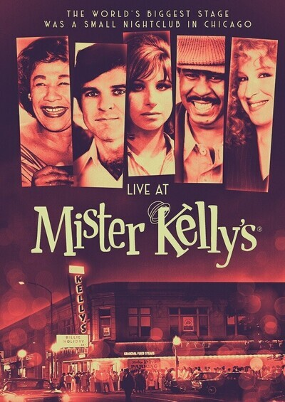 Live at Mister Kelly's movie poster