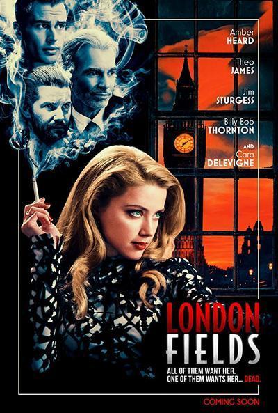 London Fields movie poster