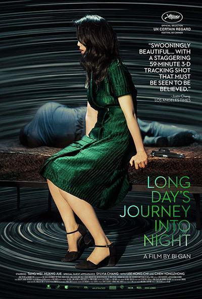 Long Day's Journey Into Night movie poster
