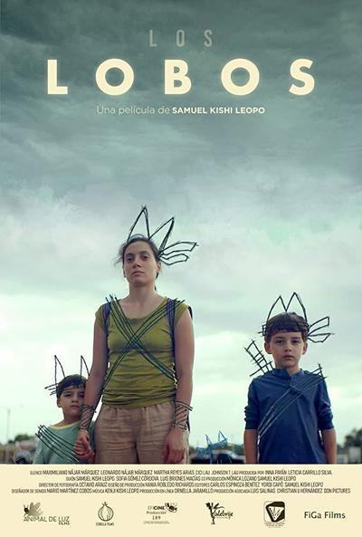 Los Lobos movie poster